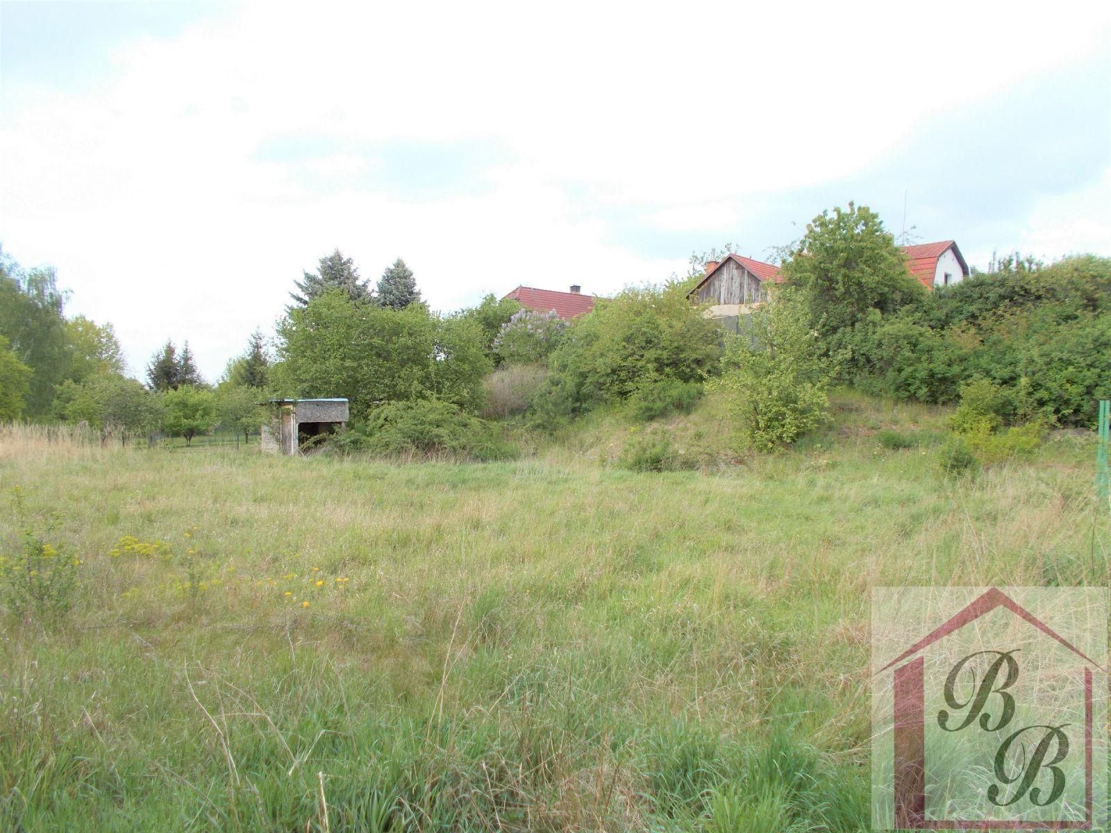 Prodej stavebního pozemku 1551 m2, Bakov nad Jizerou - Chudoplesy, Mladá Boleslav, hypotéka možná