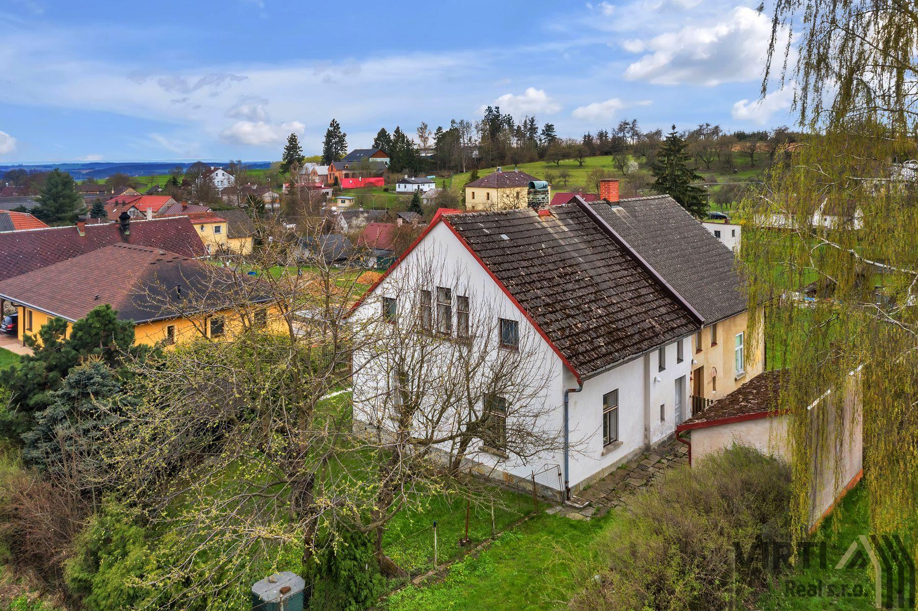 Rodinný dům  - Chalupa Doubravice