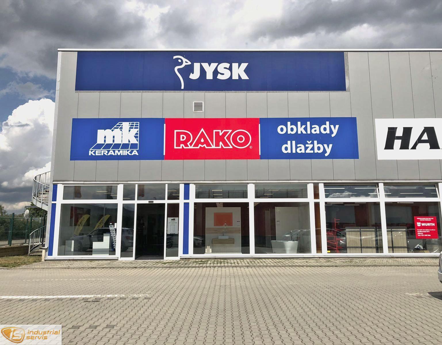Obchodní prostor Liberec