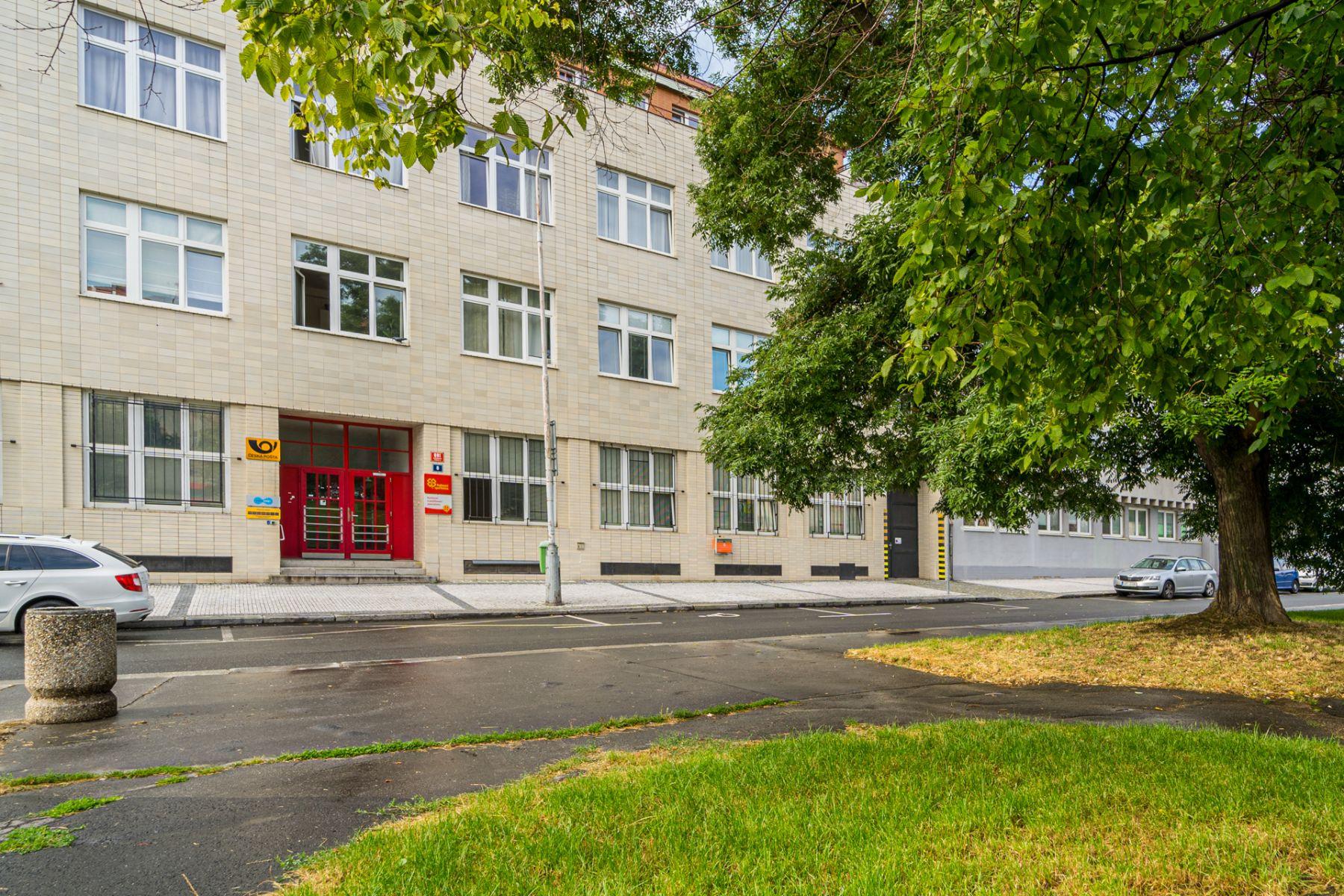 Prodej nebytového prostoru (sklepní kóje) 3,2 m2 na Praze 6 - Střešovice