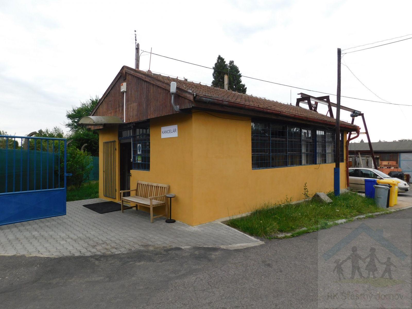 Prodám komerční objekt v Roudnici nad Labem o výměře 8008 m2