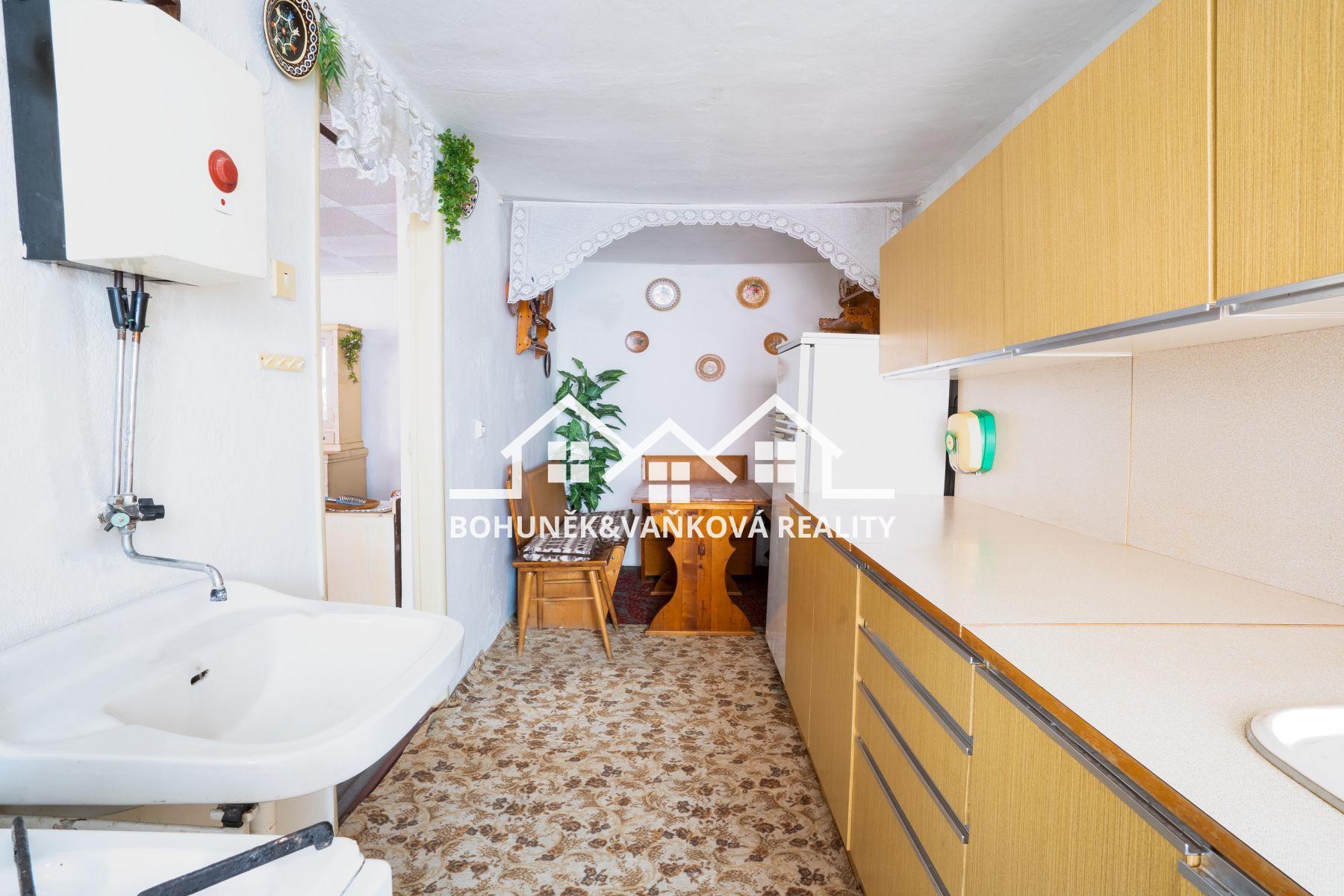 Prodej rodinného domu, 105 m2, Budyně nad Ohří