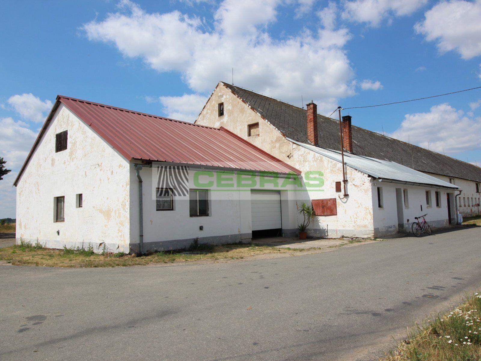 Prodej komerčního areálu Borkovice u Veselí nad Lužnicí (D3)