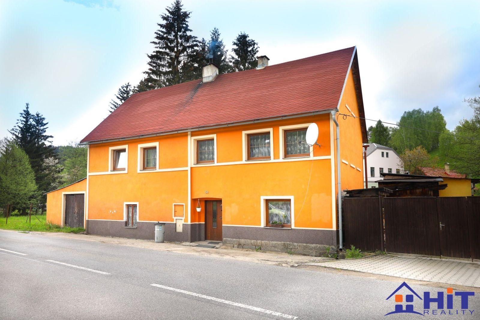 Prodej, Rodinné domy, 190 m2 - Loučná, Jablonec nad Nisou