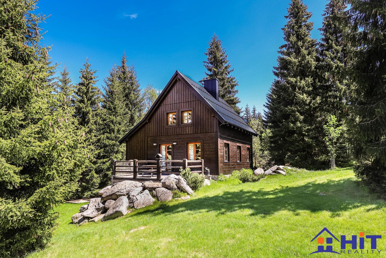 Ojedinělá novostavba domu 250 m2 - Smědava