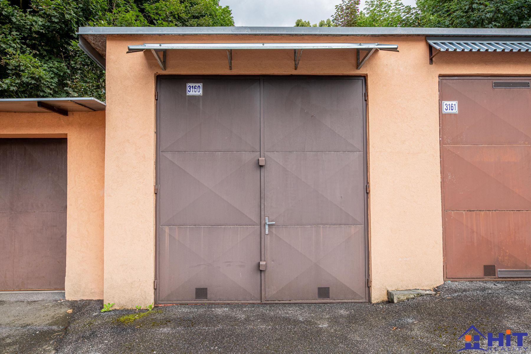 Pronájem garáže 23 m2