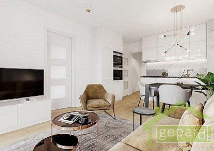 Prodej bytu 1 + kk, o velikosti 31,4m2
