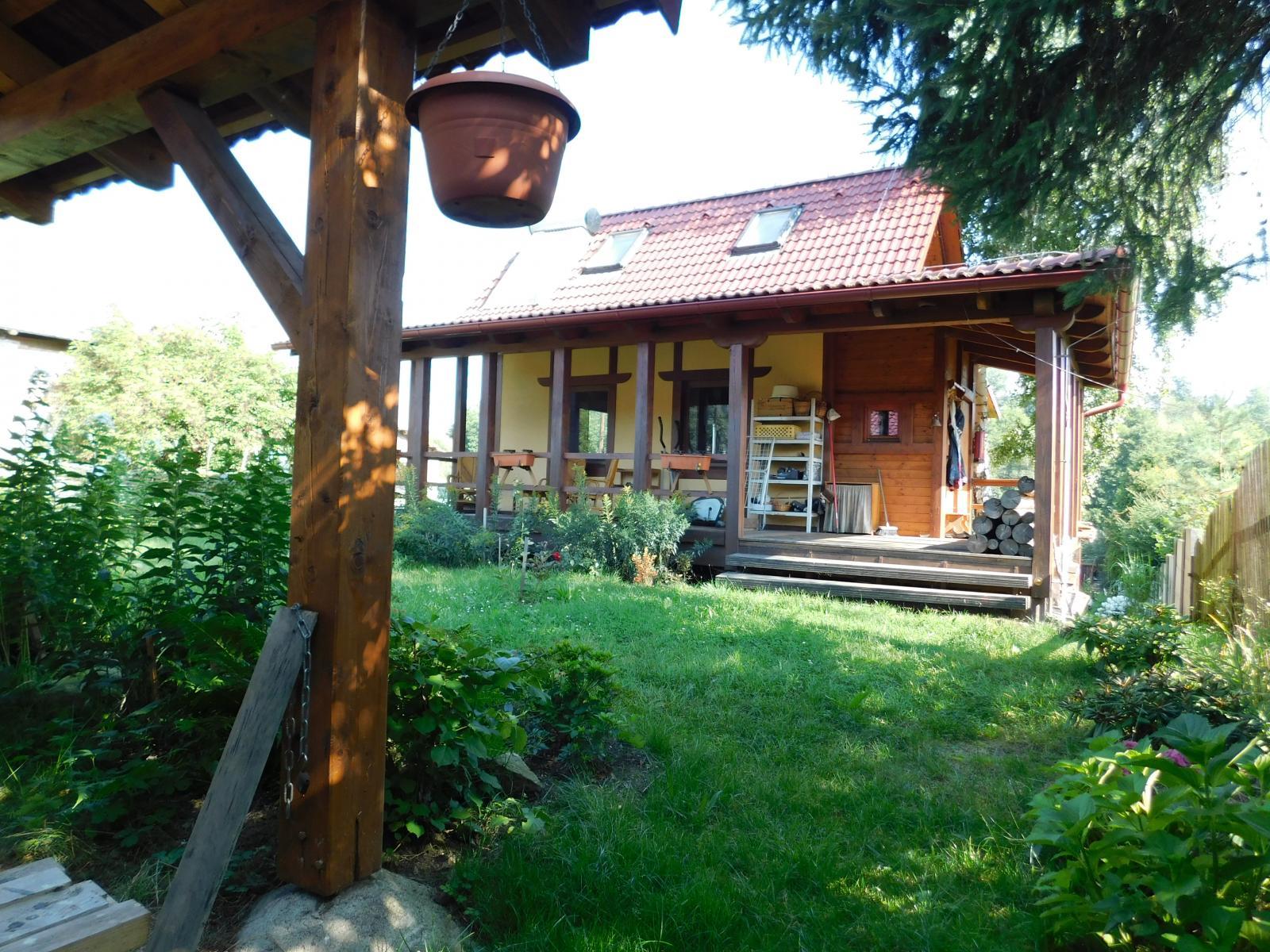 EKO dům Bílkovice / Divišov okr Benešov