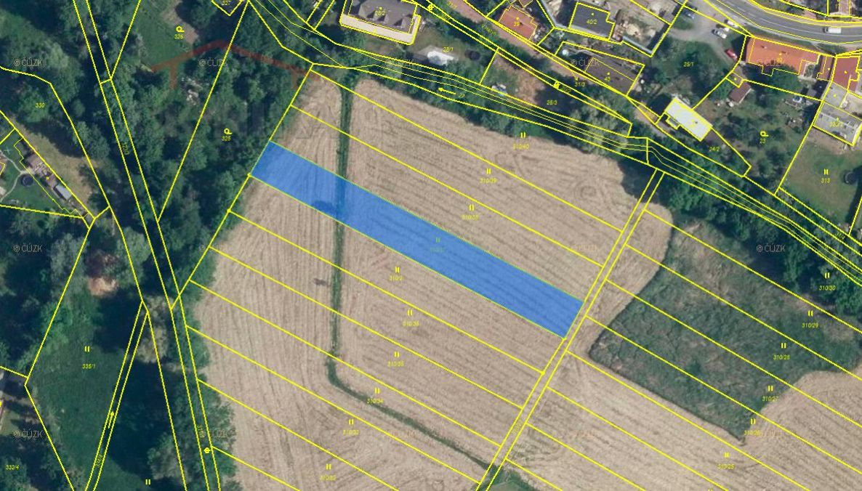 Prodej lukrativních pozemků v k.ú. Kolovraty
