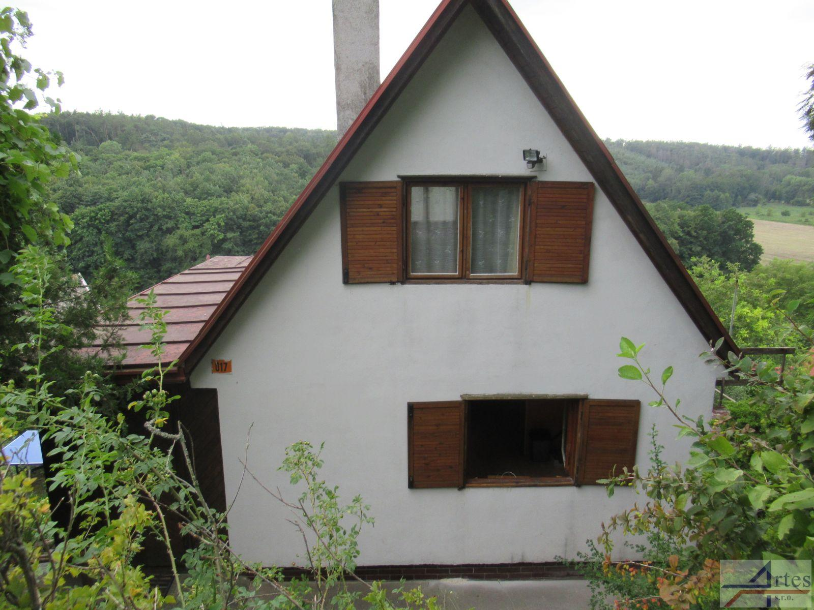 Exklusivní prodej rekreační chaty, Košátky, obr. Mladá Bolelav