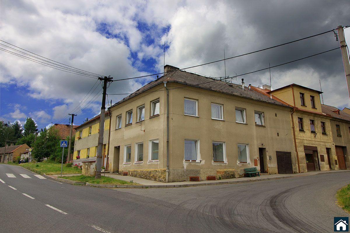 Dům, Čistá u Rakovníka, 3 byty