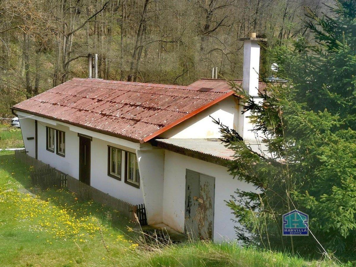 Rodinný dům (chalupa) Pavlovice - Josefova Huť
