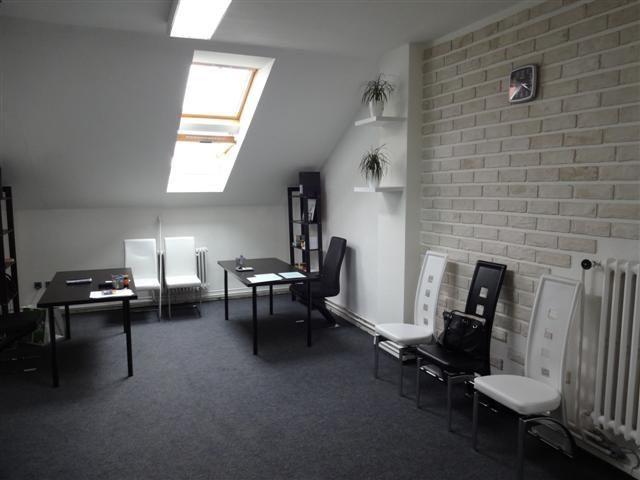 Pronájem rekonstruované kanceláře 53 m2, ul. Hybernská, Praha 1 - Nové Město