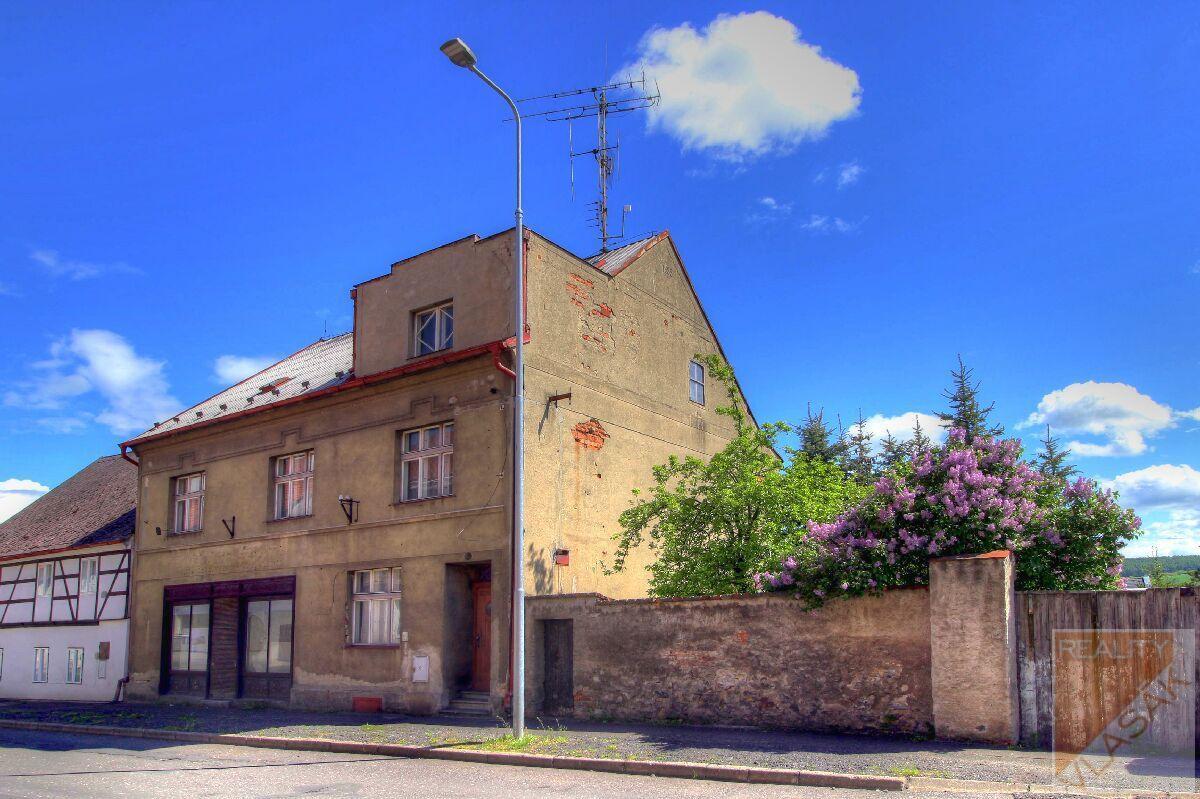Prodej rodinného domu v Radonicích