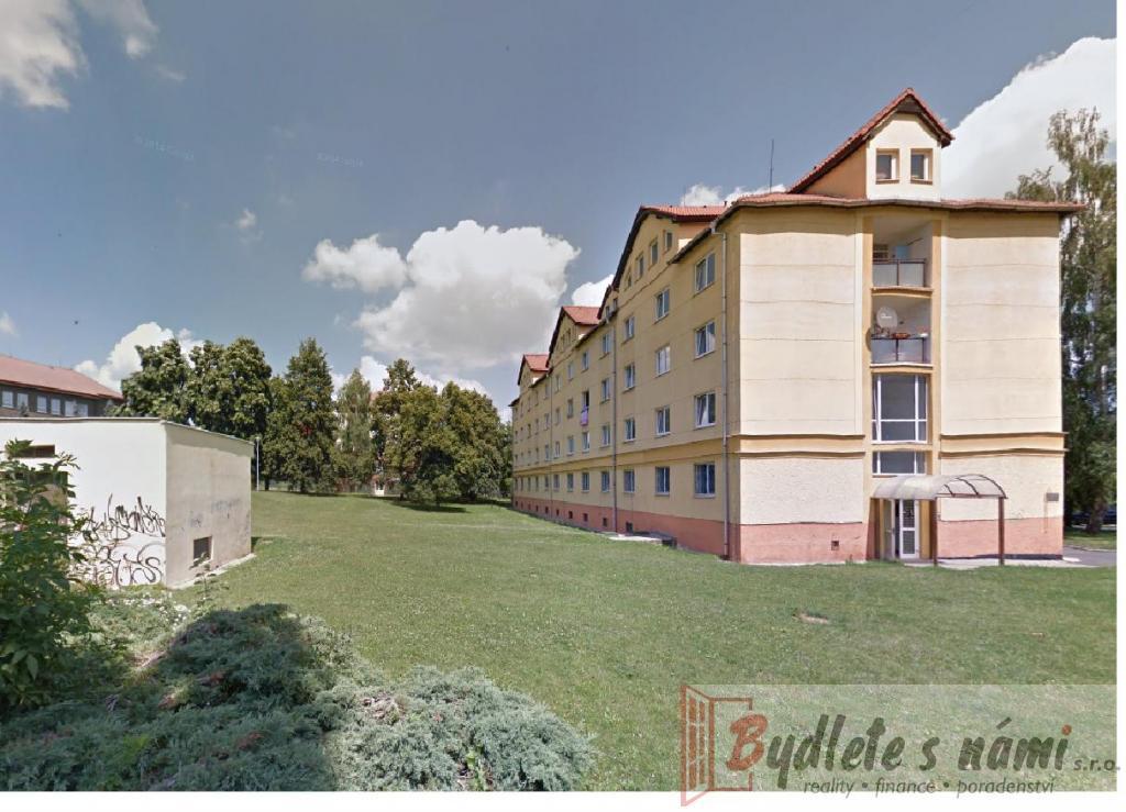 Pronájem bytu 1+1, 27 m2, OV, ul. A. Dvořáka čp. 2167, Most