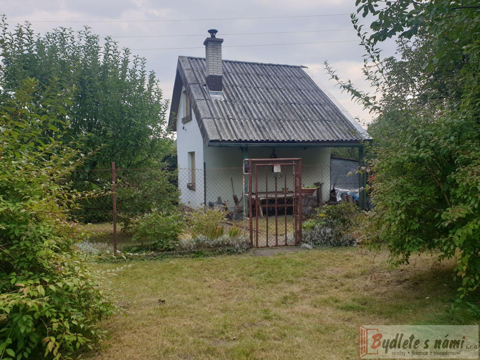 Litvínov, prodej zahrady s chatkou, 734 m2