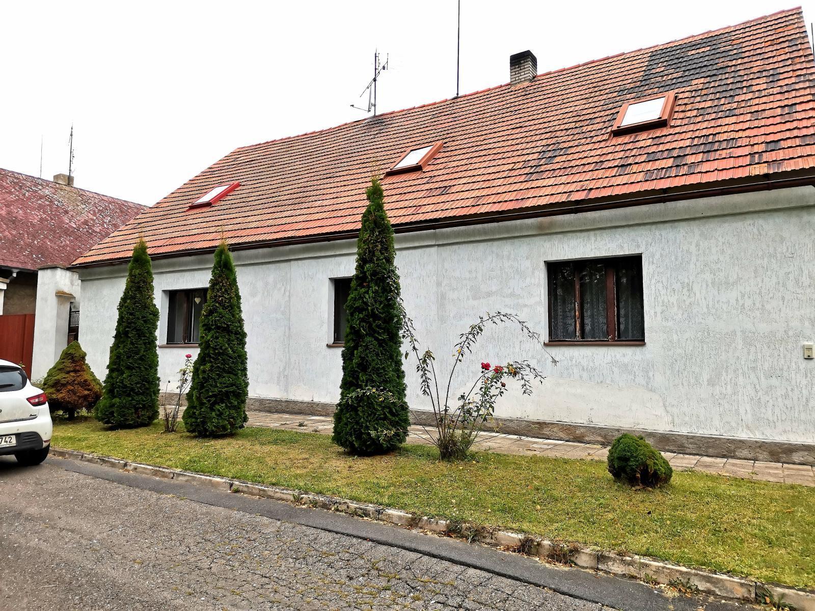 Rodinný dům se zahradou Cítoliby