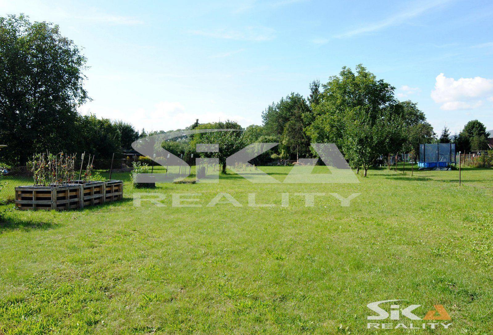 Prodej zahrady Na Losech, 1.133 m2